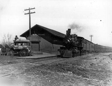 Railswest Com Second Transcontinental Line And Santa Fe