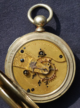 American Watch Co. 1870 Crescent Street movement