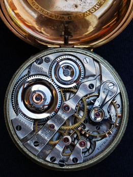 E Howard Watch Co. Series 5 - mfg circa 1911