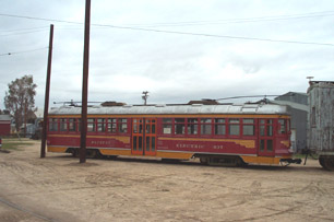 Pacific Electric Hollywood Car No. 637