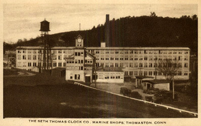 Seth Thomas Marine Shops
