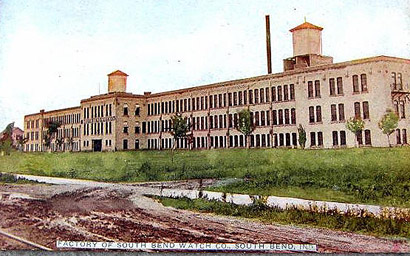 South Bend Watch Co. Factory