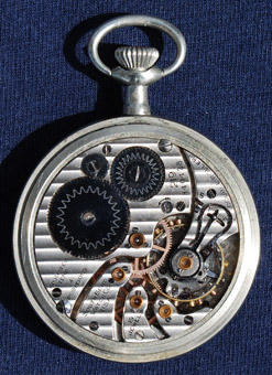 South Bend 219 movement, mfg 1916