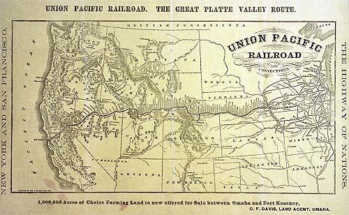 RailsWestcom Pacific Railroad Unites Nation Fosters Growth