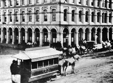 Spring and Sixth Street Railway